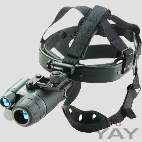 Прибор ночного видения yukon nvmt spartan 1x24 в комплекте с маской