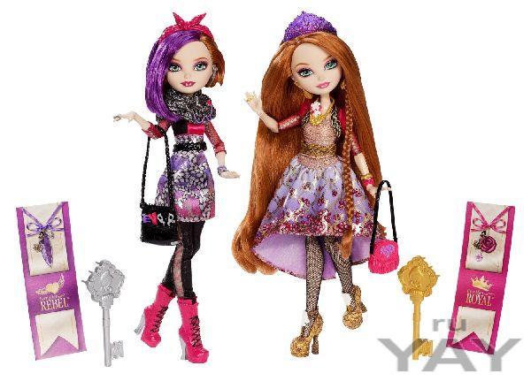 Куклы эвер афтер хай