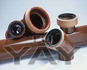 Трубы керамические (вечные), канализационные