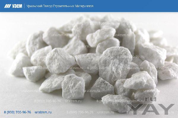 Мраморный щебень для отделочных работ от uralzsm