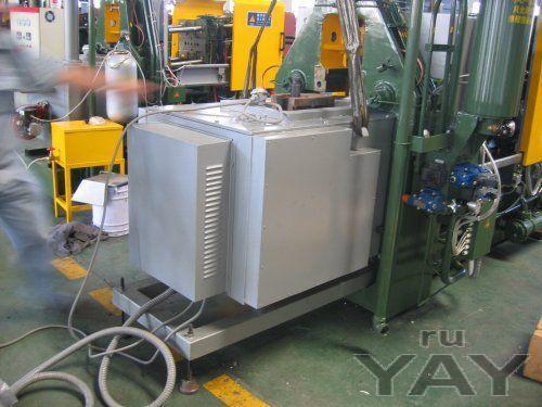 Горячекамерная машина для литья цветных металлов под давлением