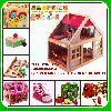 Детские деревянные развивающие игрушки оптом
