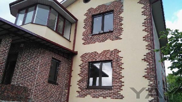 Декоративные штукатурки для фасадных и внутренних работ