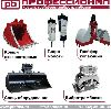 Производство и продажа навесного оборудования к дорожно-строительной карьерной технике. компания Омск