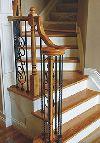 Металлические и деревянные элементы лестниц Барнаул